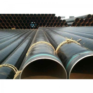 沧州哲航管道防腐钢管  石油 3pe防腐钢管生产厂家