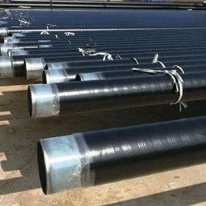 3pe防腐钢管天然气防腐钢管
