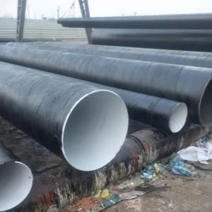 防腐钢管生产状况及现状