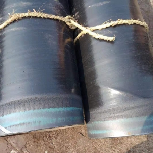 3pe防腐钢管的生产工艺流程