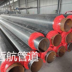 聚氨酯保温钢管生产流程