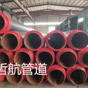 聚氨酯保温钢管一步法